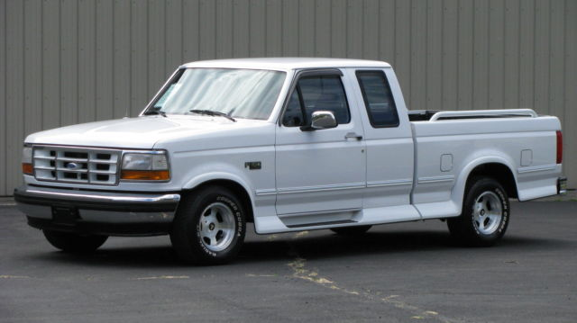 1994 Ford F-150 Supercab 155
