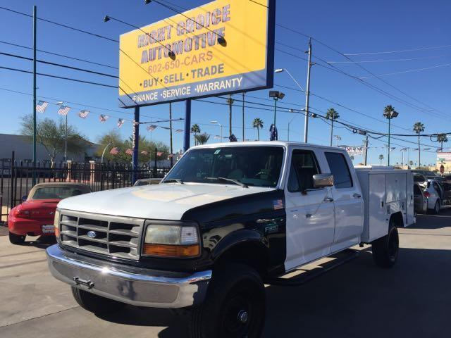 1994 Ford F-350 XL CREW CAB SERVICE BODY