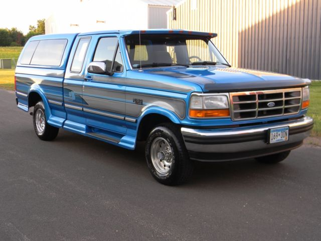 1994 Ford F-150 Waldoch Conversion