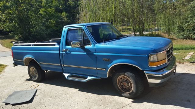 1994 Ford F-150 Long Bed
