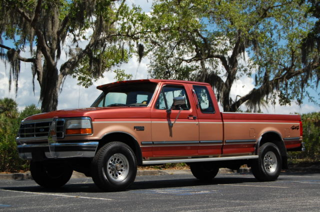 1994 Ford F-250 HD Supercab