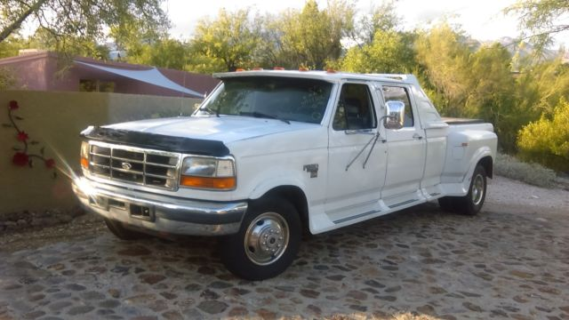 1994 ford f350 crew cab dually for sale photos technical specifications description. Black Bedroom Furniture Sets. Home Design Ideas