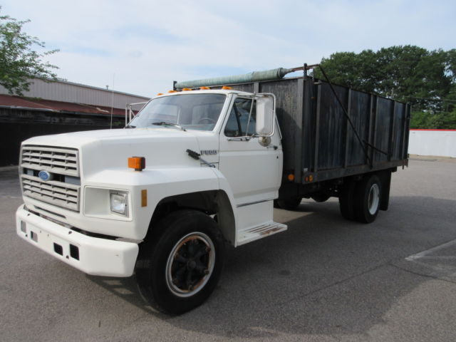 1994 Ford F-550