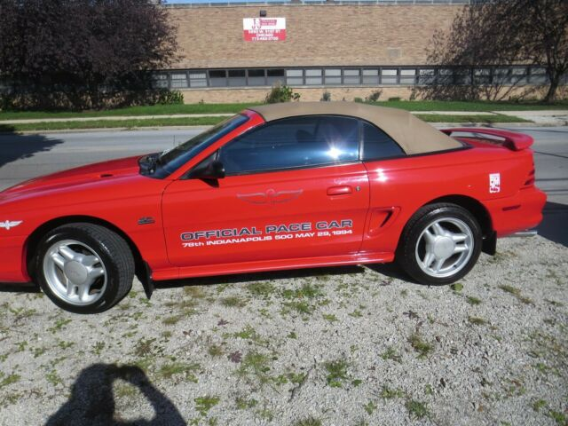 1994 FORD MUSTANG GT 5.0 A/T CONVERTIBLE NICE