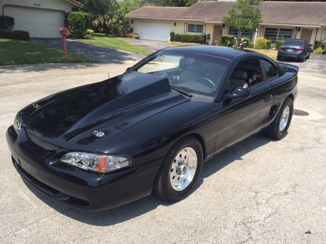 1994 ford mustang gt 5 0 supercharged built beast for sale photos technical specifications. Black Bedroom Furniture Sets. Home Design Ideas