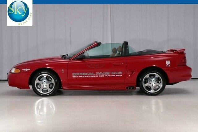 1994 Ford Mustang GT Cobra Convertible