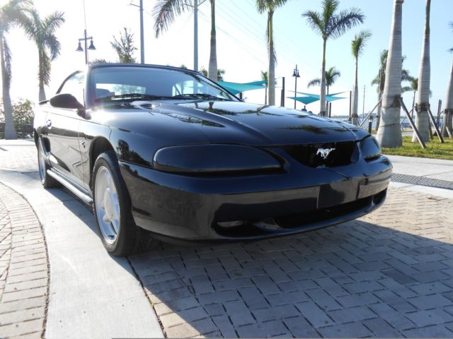 1994 Ford Mustang GT Cov