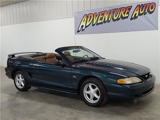 1994 Ford Mustang LOW MILES ONE OWNER GT 5.0 MANUAL SC CAR!
