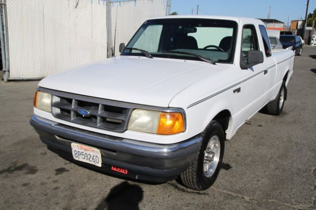 1994 Ford Ranger 4 Speed Manual 4 Cylinder No Reserve For