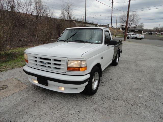 1994 ford svt f150 lightning xlt standard cab pick up truck used for sale photos technical. Black Bedroom Furniture Sets. Home Design Ideas