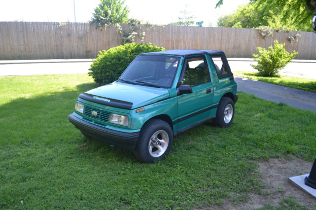 1994 Geo Other tracker