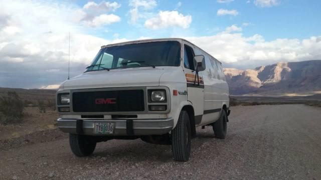 1994 GMC Vandura 3500  Road Trip ready  The A-team van!! for