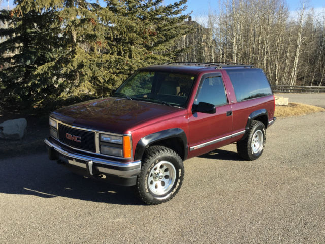 1994 GMC Yukon 2-door Sport. ***PRIVATE SALE*** US truck from Arizona & 1994 GMC Yukon 2-door Sport. ***PRIVATE SALE*** US truck from ... Pezcame.Com