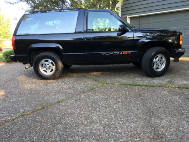 1994 Gmc Yukon Gt 5 7l For Sale Photos Technical Specifications