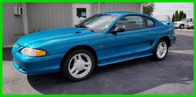 1994 Ford Mustang GT 2dr Fastback