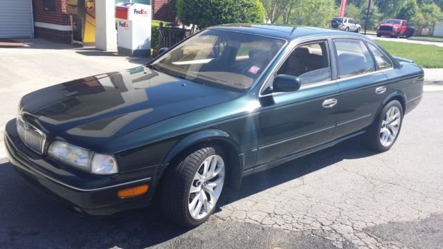 1994 Infiniti Q45t For Photos Technical Specifications