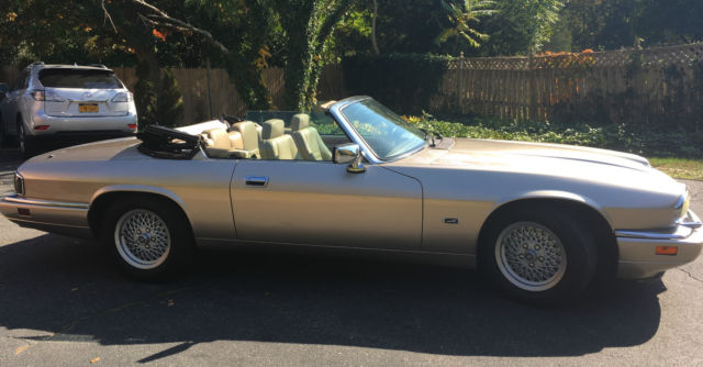 1994 Jaguar XJS Base Convertible 2-Door