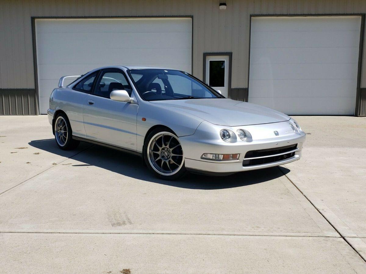 1994 Jdm Honda Not Acura Integra Zc No Reserve For Sale Photos Technical Specifications Description