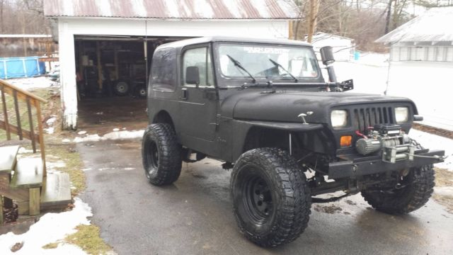 High Quality 1994 Jeep Wrangler S (yj) And Parts Jeep 1995 Jeep Wrangler (yj)