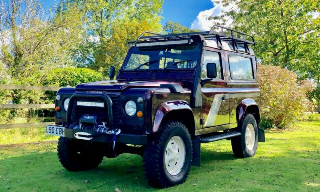 1994 Land Rover Defender County SW