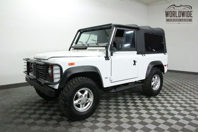 1994 Land Rover Defender 51K ORIGINAL MILES. RESTORED. COLLECTOR!