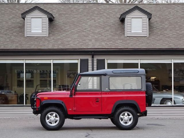 1994 Land Rover Defender D90