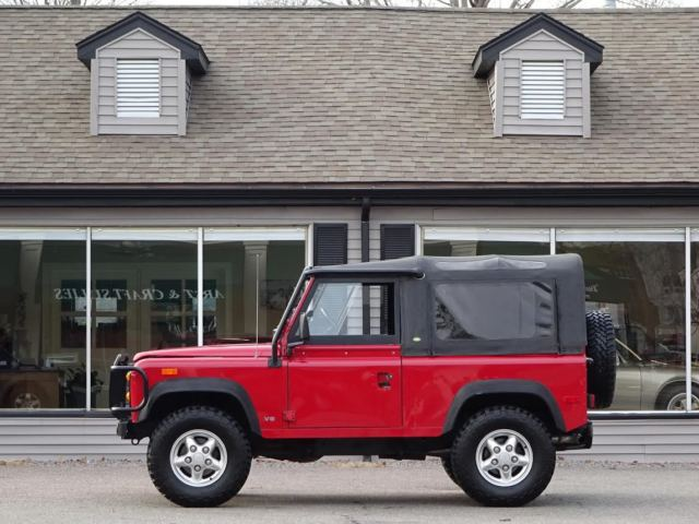 1994 Land Rover Defender Defender 90 convertible
