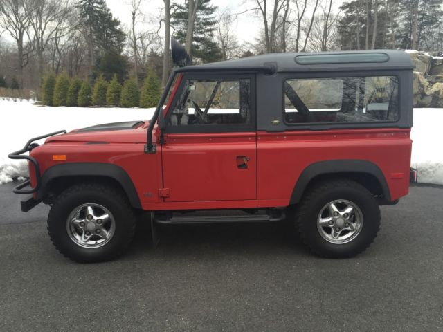 1994 Land Rover Defender 2dr Converti