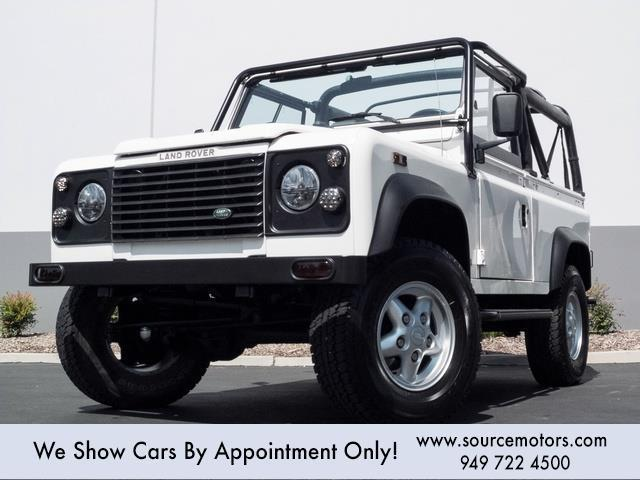 1994 Land Rover Defender 90 ST NAS