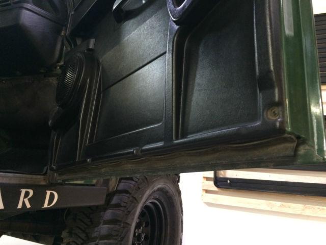 1994 Land Rover N A S Defender 90 Soft Top 1398 1 Owner