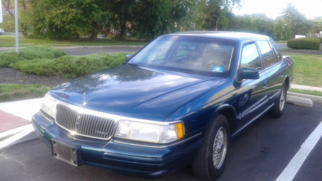 1994 Lincoln Continental Executive Series