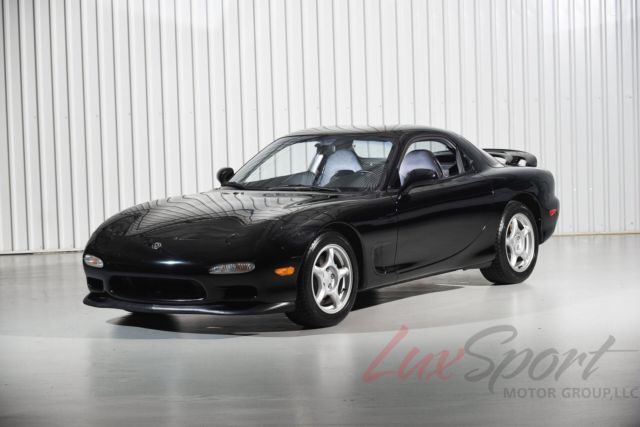1994 Mazda RX-7 Twin Turbo Turbo