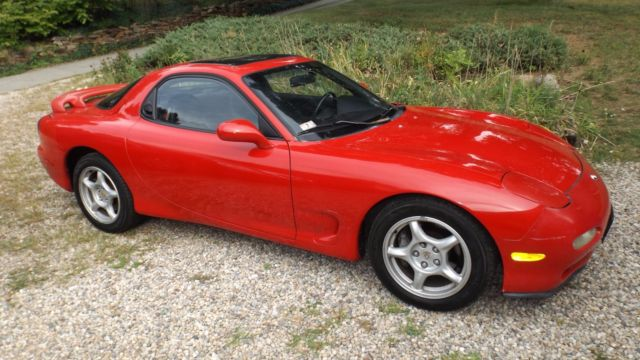 1994 Mazda RX-7 Bose Accoustic Wave