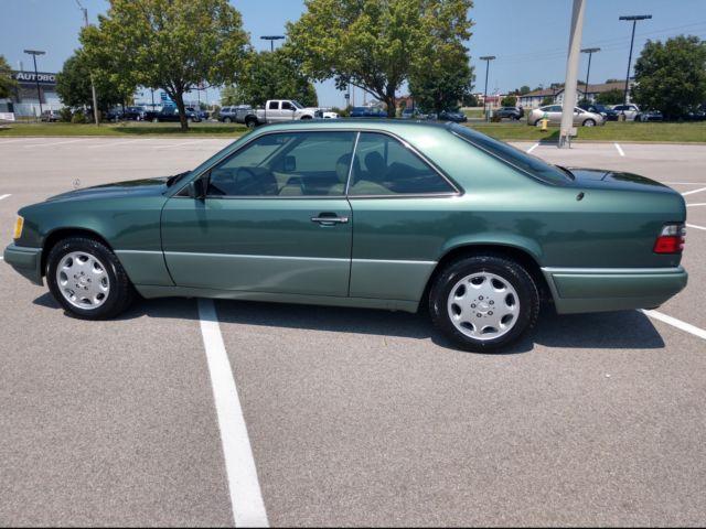 1994 mercedes benz e class e320 coupe 2d for sale photos technical specifications description topclassiccarsforsale com