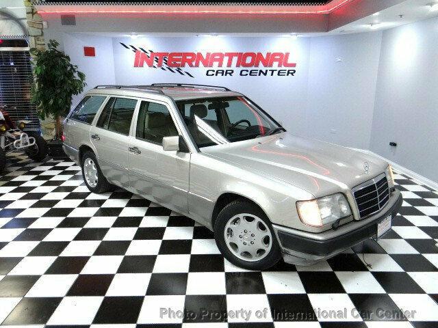 1994 Mercedes Benz E320 W124 Wagon Cold A/C 3rd Row Needs