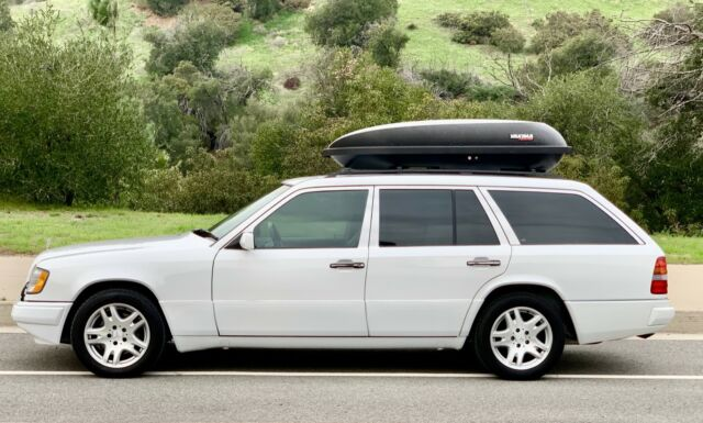 1994 mercedes benz e320 wagon a rare find low miles well cared for classic for sale photos technical specifications description topclassiccarsforsale com