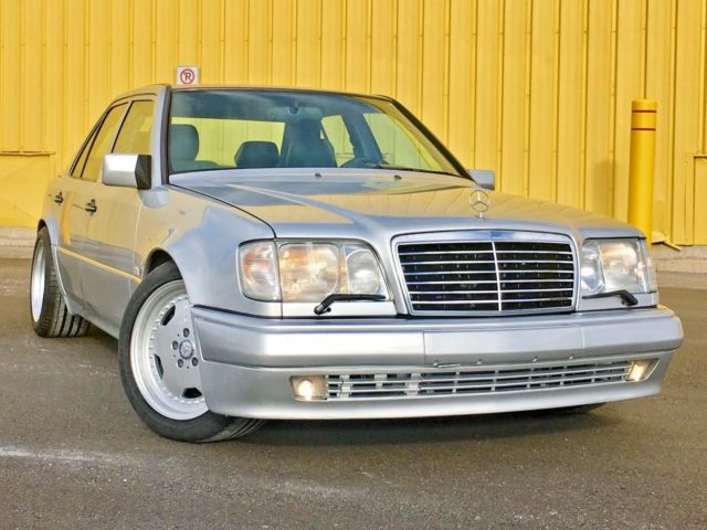1994 Mercedes Benz E500 W124 500E Japanese Import AMG OZ