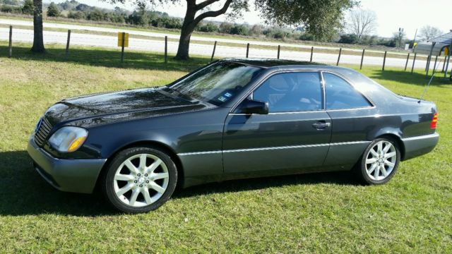 1994 mercedes benz s500 coupe for sale photos technical for 1994 mercedes benz s500
