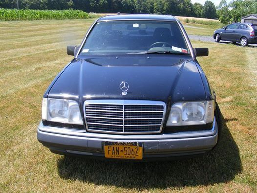 1994 Mercedes-Benz 300-Series