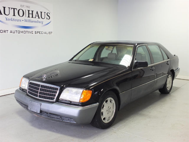 1994 Mercedes-Benz S500 Base Sedan 4-Door