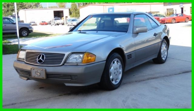 1994 Mercedes-Benz SL-Class 1994 MERCEDES SL320 CONVERTIBLE WHOLESALE PRICED!