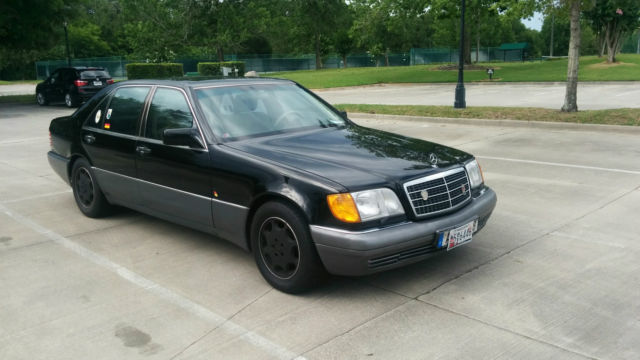1994 mercedes w140 s420 for sale for sale photos for Mercedes benz s420 for sale