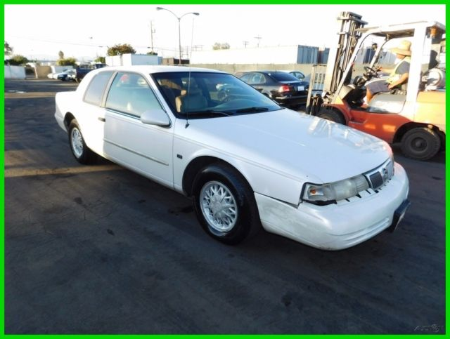 1994 mercury cougar xr7 used 4 6l v8 16v automatic coupe premium no reserve for sale photos technical specifications description topclassiccarsforsale com