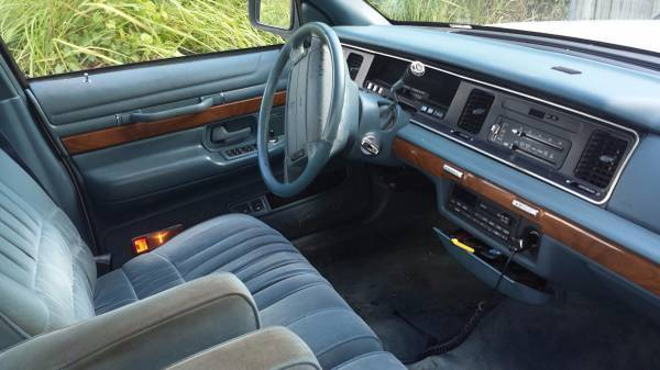 1994 Mercury Grand Marquis LS
