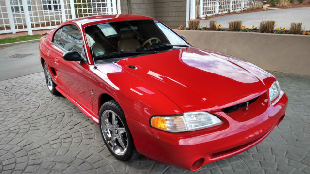 1994 Ford Mustang COBRA SVT COUPE