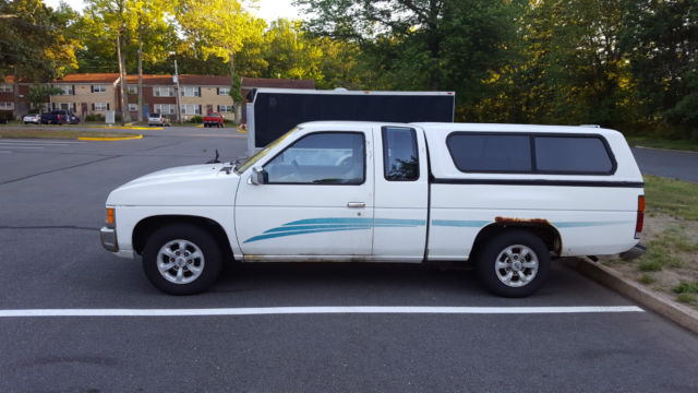 1994 nissan d21 xe extended cab pickup 2 door 2 4l for. Black Bedroom Furniture Sets. Home Design Ideas