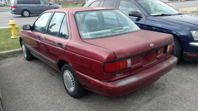 1994 Nissan Sentra **NO RESERVE** for sale: photos ...