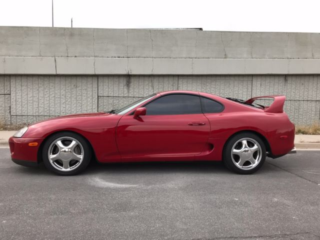 1994 Toyota Supra Loaded