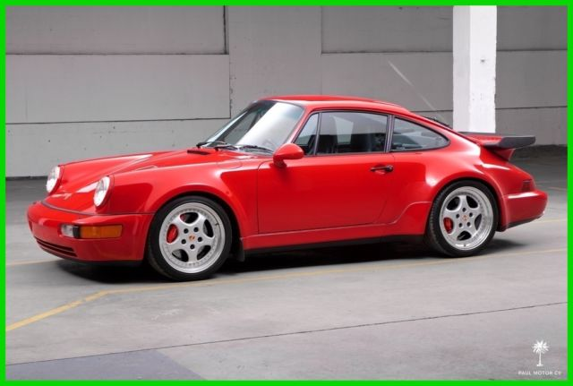 1994 Porsche 911 Turbo 3.6 (Fully Serviced & Documented)