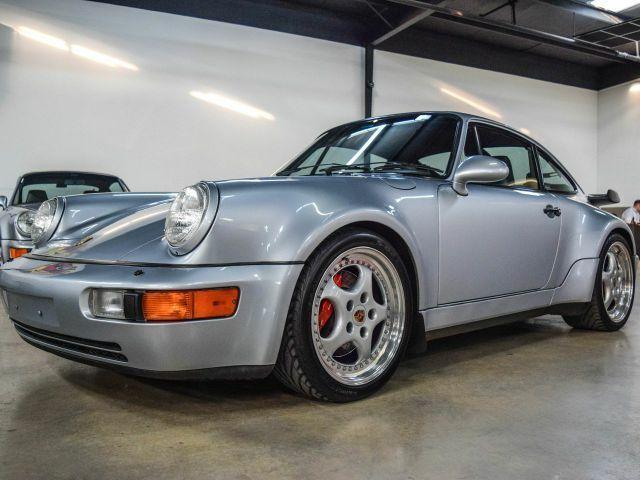 1994 Porsche 964 Turbo 36 For Sale Photos Technical